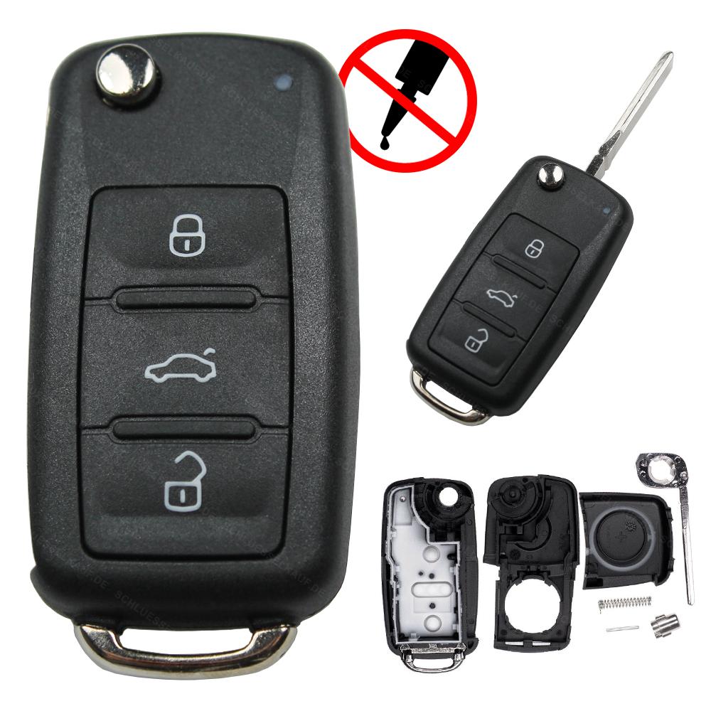 Schlüssel Gehäuse BT50 3 6 Fernbedienung Remote Fob Auto passend für Mazda Ford