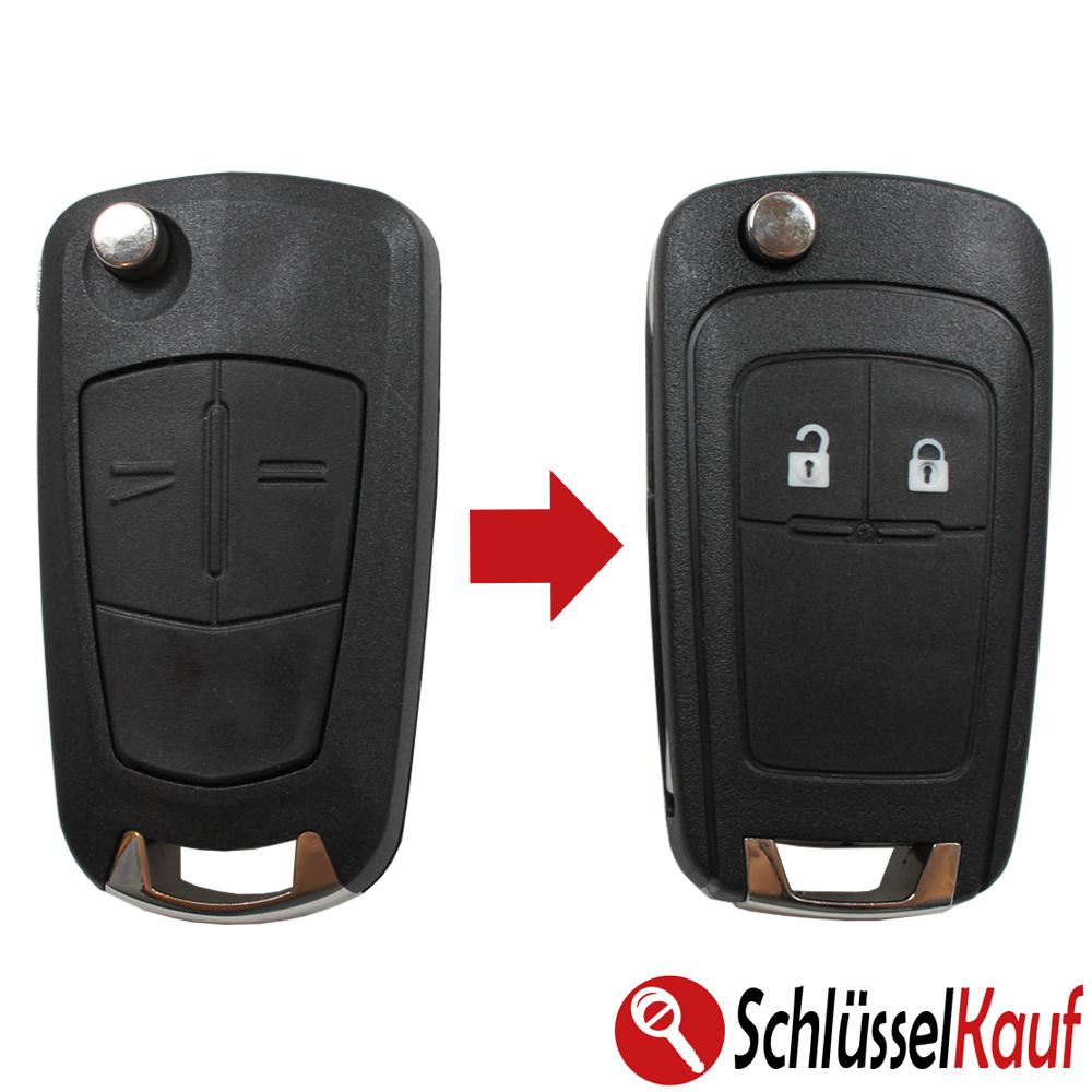 auto schl ssel 2 tasten geh use passend f r porsche 911. Black Bedroom Furniture Sets. Home Design Ideas